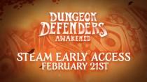 Dungeon Defenders: Awakened появится в раннем доступе Steam 21 февраля