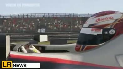 """F1 2011 """"Дневник разработчиков 4 (рус.) LiveRacing.ru"""""""
