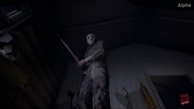 "Friday the 13th: The Game ""Геймплейные кадры с PAX East"" #2"