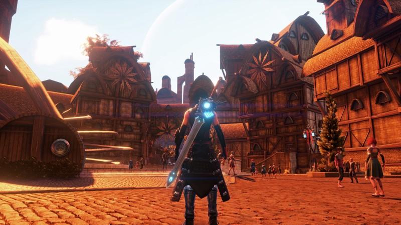 Два новых скриншота jRPG Edge of Eternity