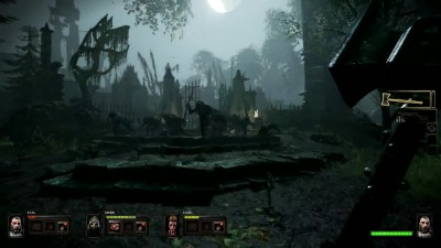 "Warhammer: End Times - Vermintide ""Трейлер E3"""
