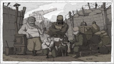ОБЗОР ИГРЫ VALIANT HEARTS THE GREAT WAR