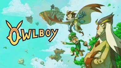 "Разбор платформера Owlboy или ""Make indie Great Again!"""