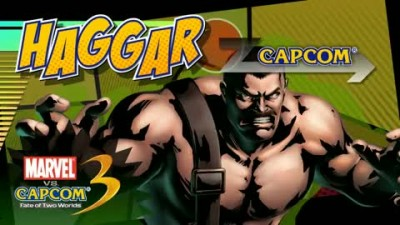 "Marvel vs. Capcom 3: Fate of Two Worlds ""Появление Haggar Трейлер """