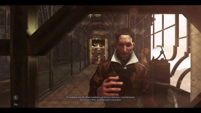 "Dishonored 2 ""Геймплей Corvo в Clockwork Mansion"""