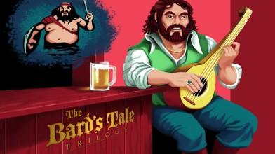 Трейлер ремастеров оригинальной трилогии The Bard's Tale