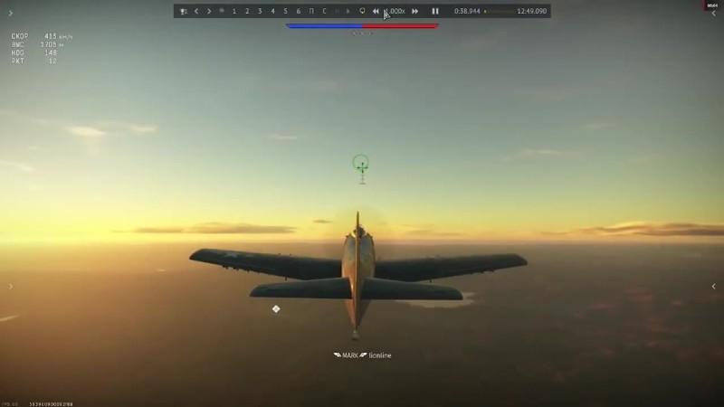War Thunder - Thunder Show: Удачно отбомбился