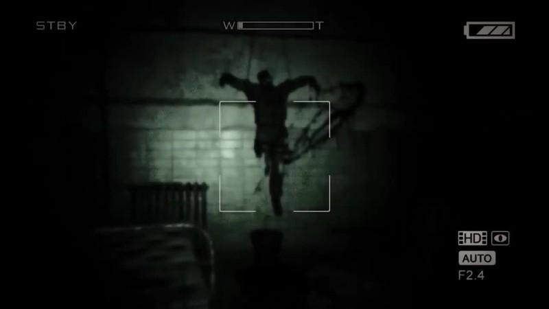 Outlast 2 Подгузники для игры (История разработки и дата выхода)