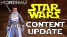Вышло обновление 4.0 модификации Star Wars для Mordhau