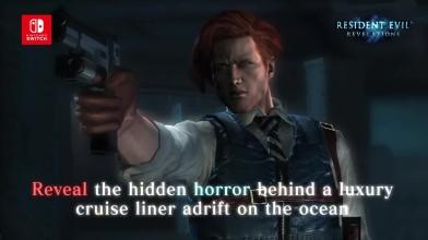 Релизный трейлер Resident Evil: Revelations 1 & 2 для Nintendo Switch