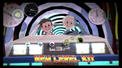 LittleBigPlanet 3: DLC «Назад в будущее»