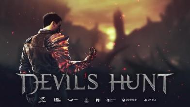 Анонсирующий трейлер Devil's Hunt