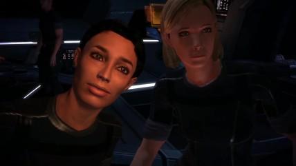 Первый визит на Цитадель в оригинальной Mass Effect