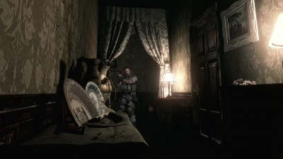 "Resident Evil ""High Quality Backgrounds Mod"""
