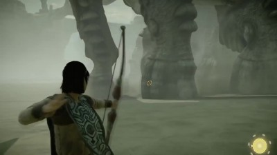 Shadow of The Colossus PS4 ОБзор Игры!