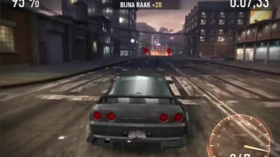 "Need for Speed: No Limits ""30 минут геймплея"""
