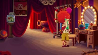 Thimbleweed Park - состоялся релиз игры на Nintendo Switch