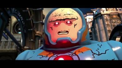 Lego DC Super-Villains (сюжетный трейлер) - русский и ламповый - VHSник