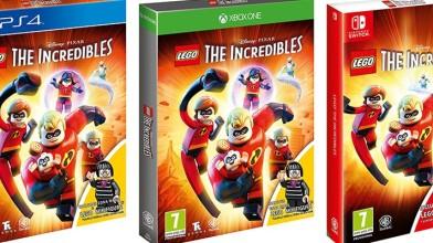 Трейлер к релизу приключенческого экшена LEGO The Incredibles