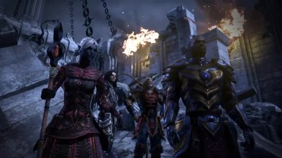 "The Elder Scrolls Online: Tamriel Unlimited ""Дополнение Liberate the Imperial City"""