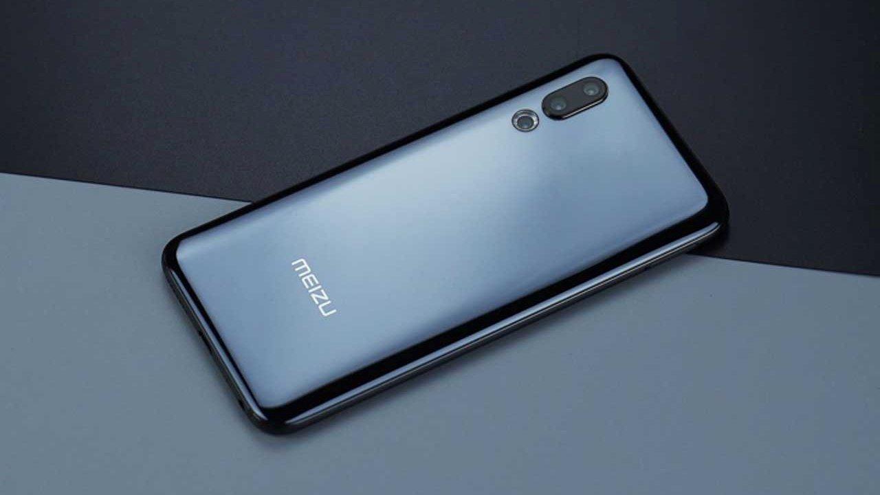 Завтра Meizu представит флагманский смартфон 16s, либо сообщит дату его анонса