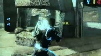 "Red Faction: Guerrilla ""NY Comic-Con 09: Run and Gun Gameplay (Cam)"""