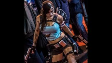 Косплей Lara Croft