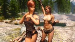 Модер выпустил улучшенный пак текстур высокого разрешения 2K/4K для Skyrim Special Edition