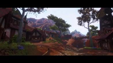 World of Warcraft: игрок воссоздал Приозерье на Unreal Engine 4