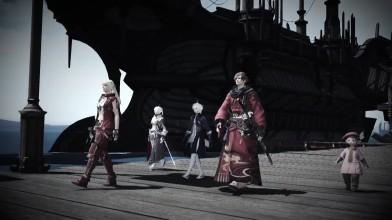 Основная тема Final Fantasy XIV: Stormblood
