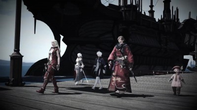 Основная тема Final Fantasy XIV: Stormblood