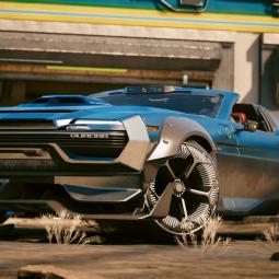 "Quadra Type-66 ""Roadster"""