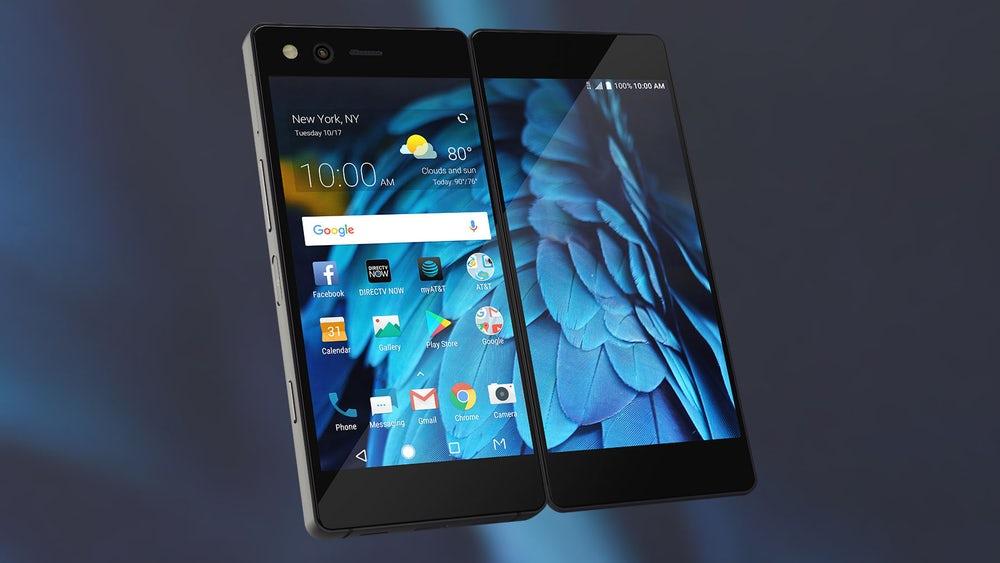 ZTE выпустит 5G-смартфон в 2019г.