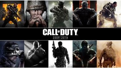 Call of Duty стала самой продаваемой игровой франшизой за последние 10 лет