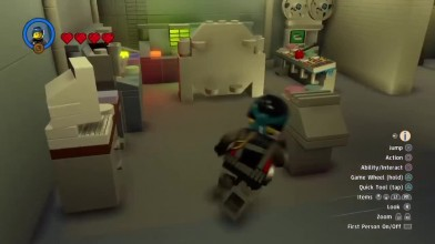 Metal Gear Solid воссоздали в LEGO Worlds