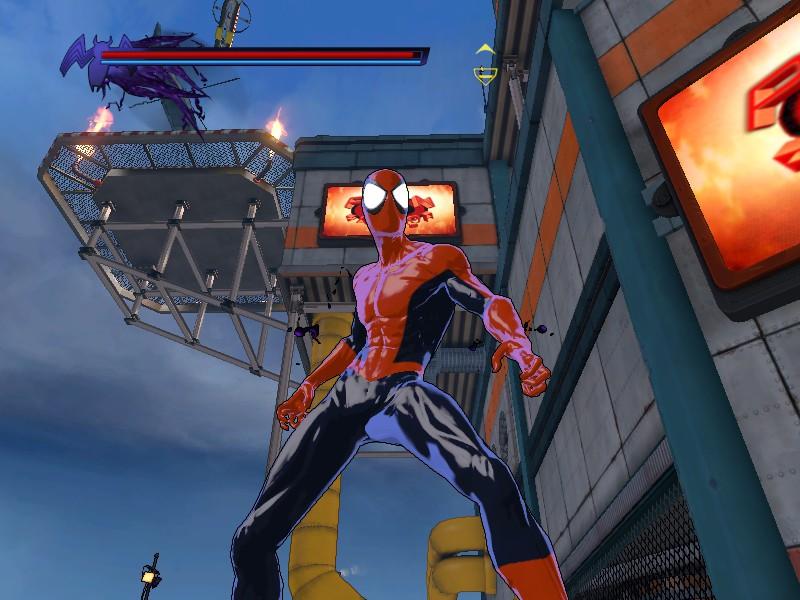 скачать скины на Spider Man Shattered Dimensions - фото 7