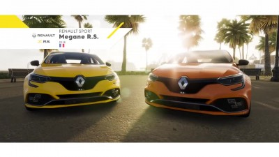 The Crew 2 - Renault Sport Megane R.S. 2018