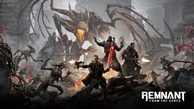 Произошла утечка короткого отрывка геймплея Remnant: From The Ashes