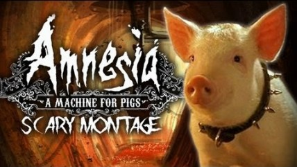 Amnesia: A Machine For Pigs Gameplay
