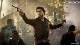 Star Wars: Battlefront 2 - Бои на световых мечах