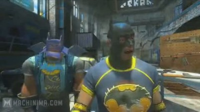 "Gotham City Impostors ""Beta Announcement Trailer"""