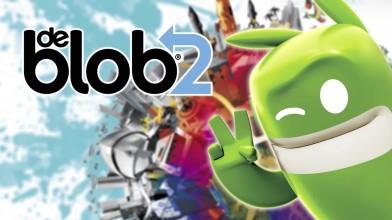 de Blob 2 - релизный трейлер