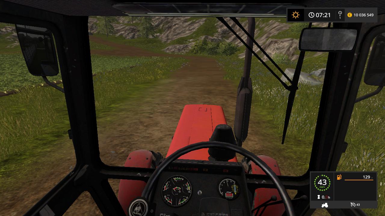 Электрооборудование трактора мтз 82