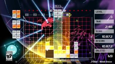 Lumines Remastered - Трейлер ремастера