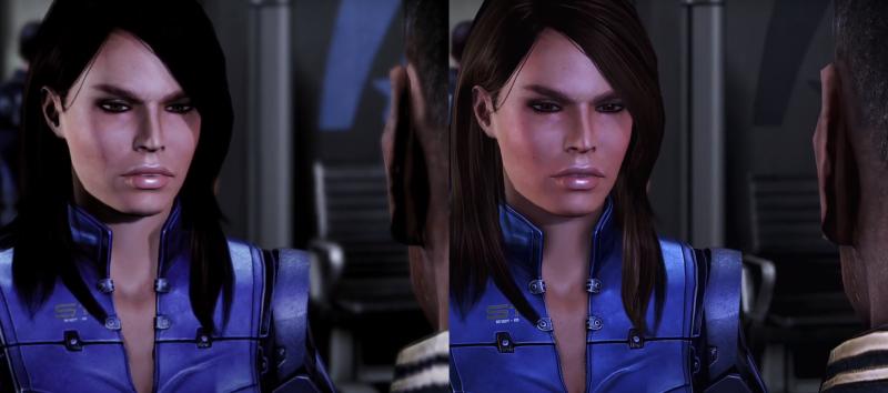 В сети появилось детальное сравнение Mass Effect Legendary с оригинальными играми трилогии