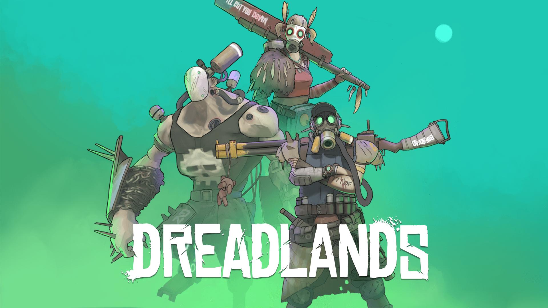 Dreadlands выйдет в раннем доступе Steam в начале марта