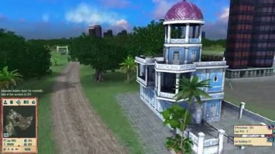 "Tropico 4: Gold Edition ""Manic Missions Trailer"""