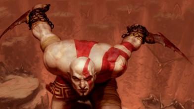 Sony: Ghost of Sparta самая красивая игра из когда-либо созданных на PSP