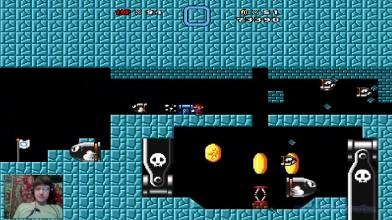 Super Mario Bros. X (v. 1.3) - The New Adventure by Alex v.2.0 - 5 уровень - Мясо (на русском)