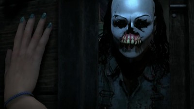 "Until Dawn ""PlayStation Experience 2014: Тизер """